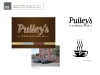 Pulley's Coffeehouse 36 > Brand Strategy & Design