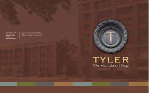 Tyler Village > Deluxe Folder 2011
